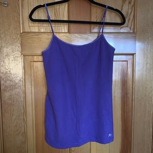 Aeropostale tank top with built-in bra
